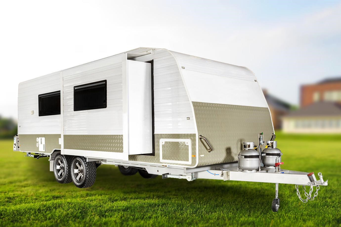 What to Consider When Buying Off-Road Family Caravans?